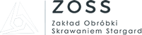 ZOSS Stargard – Zakład Obróbki skrawaniem Logo
